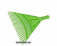 Грабли веерные 22 зуба без черенка, пластмассовые PALISAD 61700 (002)