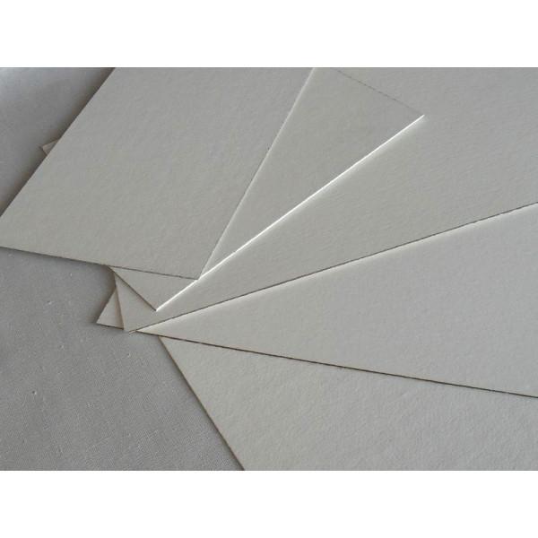 Холст грунтованный на картоне, 30х40 см, Алматы