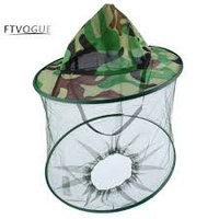 Накомарник - шляпа и москитная сетка для защиты от комаров, фото 1