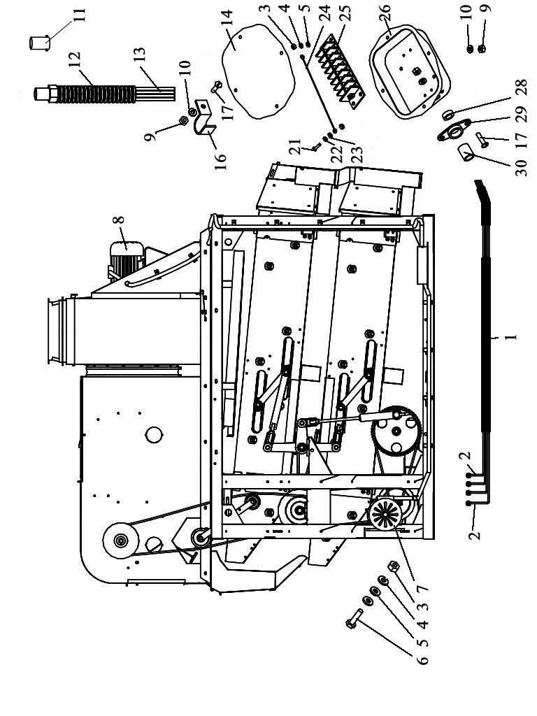 ЗВТ 88.000 Электрооборудование