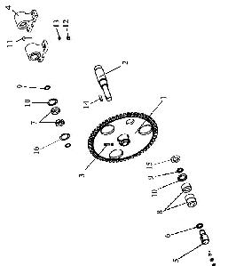 ЗВТ 99.000 Кривошип