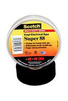 Виниловая электрическая лента, Scotch® Professional Grade Vinyl Electrical Tape Super 88