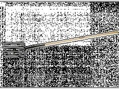Вилы садовые ЗУБР 4-39561_z01, МАСТЕР, ФАВОРИТ, деревянный черенок из ясеня, 280 x 180 x 1500 мм