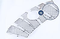 Хром вставки в решетку радиатора Бентли хром TLC Prado 150 2014-17, фото 1