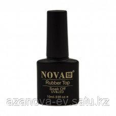Ice Nova, Каучуковый Топ, Rubber Top, 10 мл