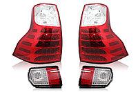 Задние фонари на Land Cruiser Prado 150 стиль GX Красные, фото 1