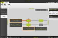 Модуль для конфигурирования распределения аудио сигналов CoCon Audio routing (71.98.1112)