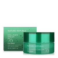 Коллагеновый крем для век Nature Republic Collagen Dream 70 Eye Cream,30мл