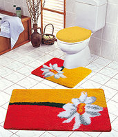 Наборы / коврики для ванной комнаты и туалета