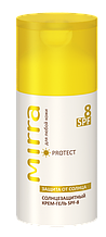 Крем-гель солнцезащитный SPF 8
