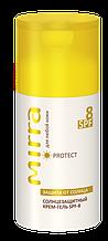 MIRRA Крем-гель солнцезащитный SPF 8