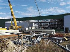 Энергоцентр для тепличного комплекса п. Пригородый г. Актобе