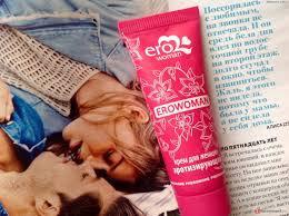 """Эротизирующий крем для женщин Bioritm """"Erowoman"""" с феромонами"""