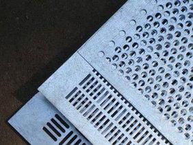 Решета пробивные для зерноочистительных машин