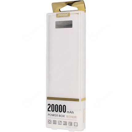 Батарея Power Bank Proda PPL-12 20000 mAh, фото 2