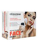Миостимулятор для безоперационного лифтинга лица и светотерапии Perfect Face Gezatone, фото 2
