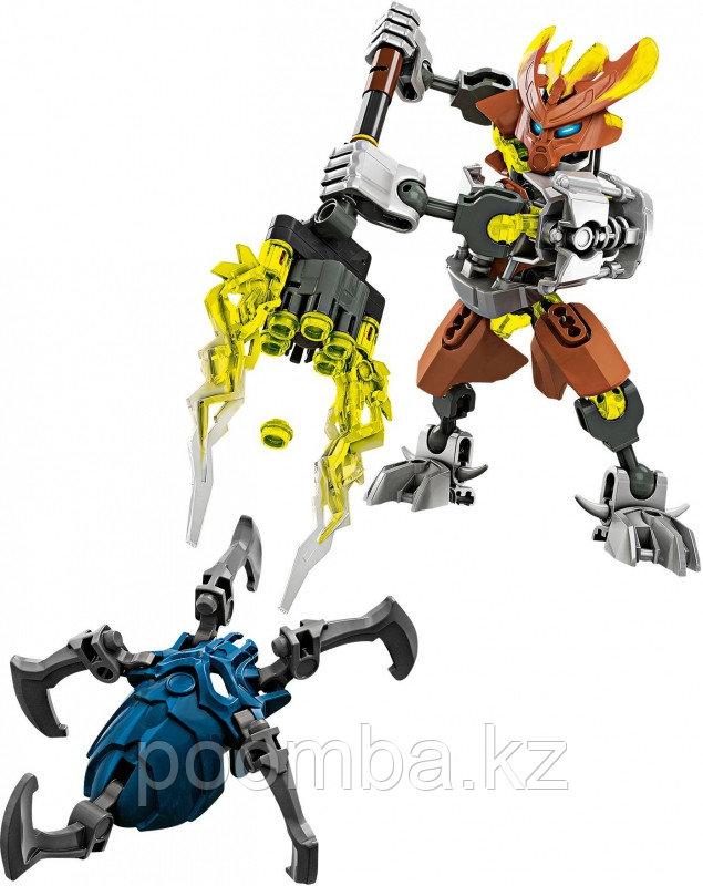 """Конструктор Bionicle""""Страж камня"""""""
