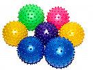 Мяч ёж детский Junior, фото 2