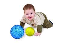 Мяч ёж детский Junior, фото 1
