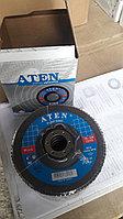 Шлифовальный диск по металлу Atenflex Standart (A60) 125*22, фото 1
