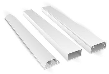 Алюминиевый и пластиковый профиль