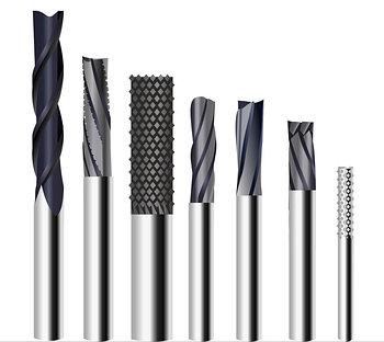 Фрезы и ножи для режущих плоттеров