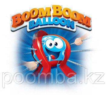 "Настольная игра""Boom Boom Balloon"""