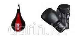 Боксерский набор малый. Груша и 2 перчатки
