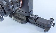 Батарейный блок (бустер) на Sony A7/A7R/ A7S без пульта, фото 3