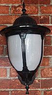 Светильник парковый 64 черный (пластик)