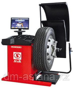 Балансировочный станок для грузовых авто  SIVIK TRUCKER LUXE