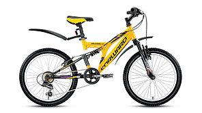 Велосипед горный двухподвес Forward Volcano 1.0