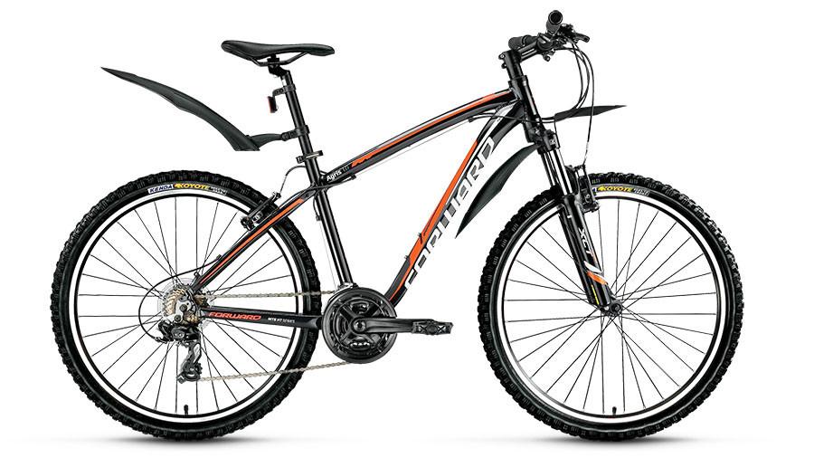 Велосипед горный хардтейл Forward Agris 1.0