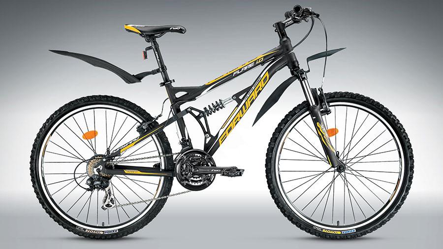 Велосипед горный двухподвес Forward Flare 1.0