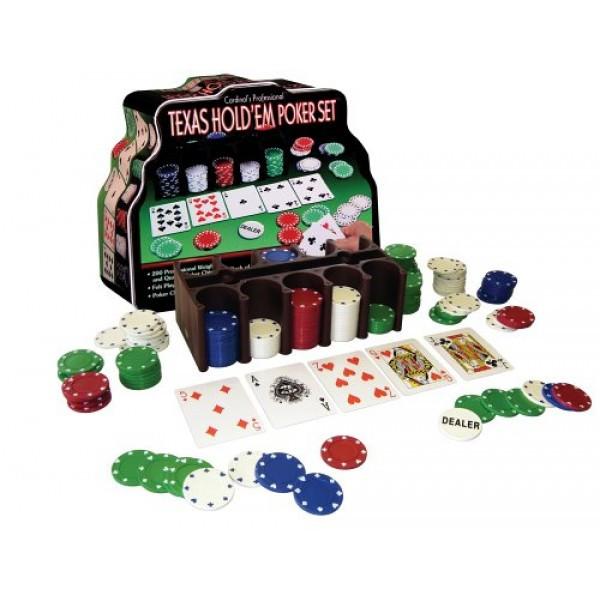 покер, техасский холдэм