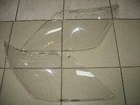 Защита фар Lexus LX570 2008-11 (очки прозрачные) SIM