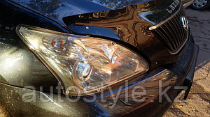 Защита фар Lexus RX330 2003-09 (очки прозрачные) EGR