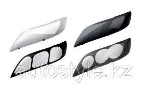 Защита фар Mitsubishi Pajero-4 (очки) EGR