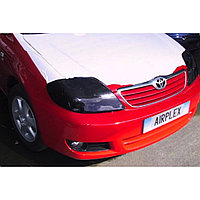 Защита фар Toyota Corolla 2002-06 (очки затемненные) AirPlex