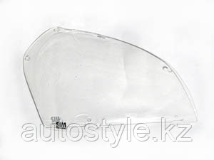 Защита фар Toyota Land Cruiser 200 2012-15 (очки, прозрачные) sim