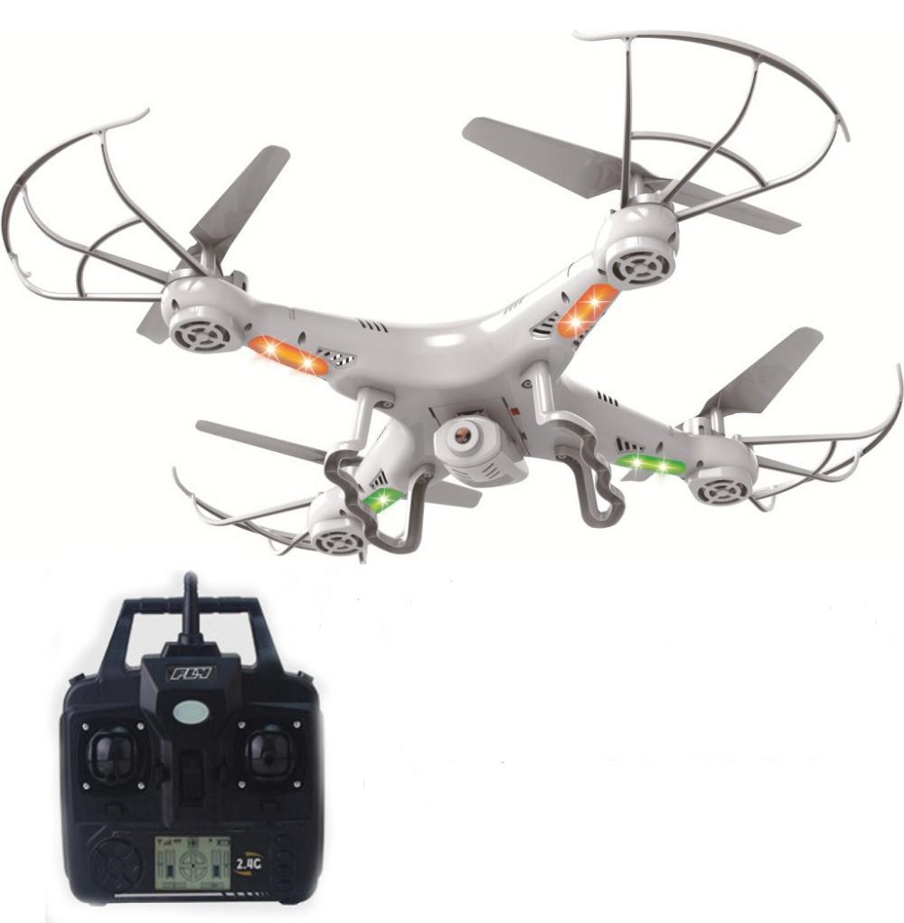 Квадрокоптер с видеокамерой  SYMA X5C-1