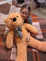 Дочка очень рада подарку на день рождение, спасибо за милого мишку:)