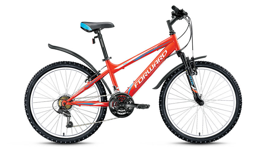 Велосипед горный хардтейл Forward Titan 2.0