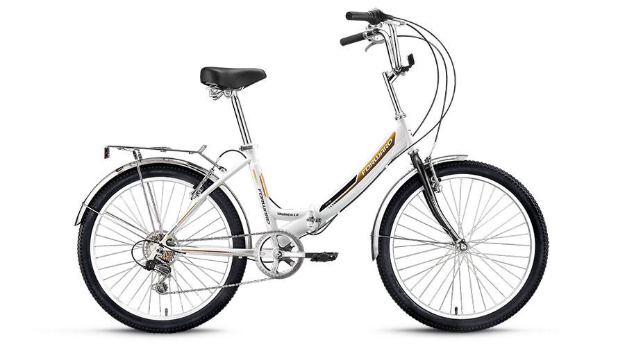 Велосипед городской, складной Forward  Valencia 2.0