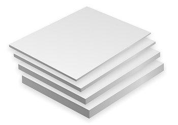 Вспененный листовой ПВХ (PVC) пластик