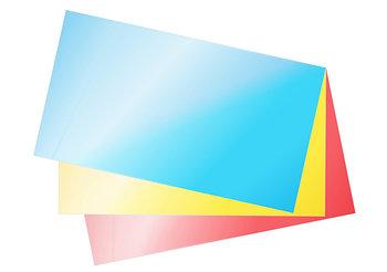 Листовой акрил стандартных цветов