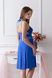 Женская ночная сорочка с кружевом, фото 2