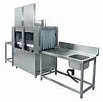 Стол предмоечный СПМП-7-4 для туннельных посудомоечных машин МПТ-1700 и МПТ-1700-01, фото 2