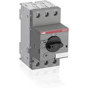 ABB Автоматические выключатели для защиты электродвигателей MS116 до 16А (до 50 кА)