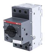 ABB Автоматические выключатели для защиты электродвигателей MS132 до 32А (до 100 кА)